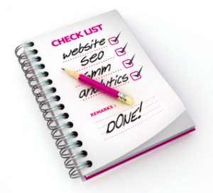 Marketing Checklist for 2011 from Pixel Me Pink Web and Graphic Design